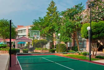 Residence Inn New Orleans Sport Court