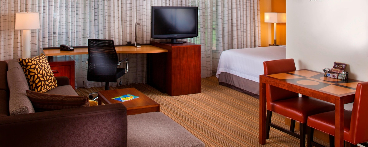 Residence Inn – Studio Suite