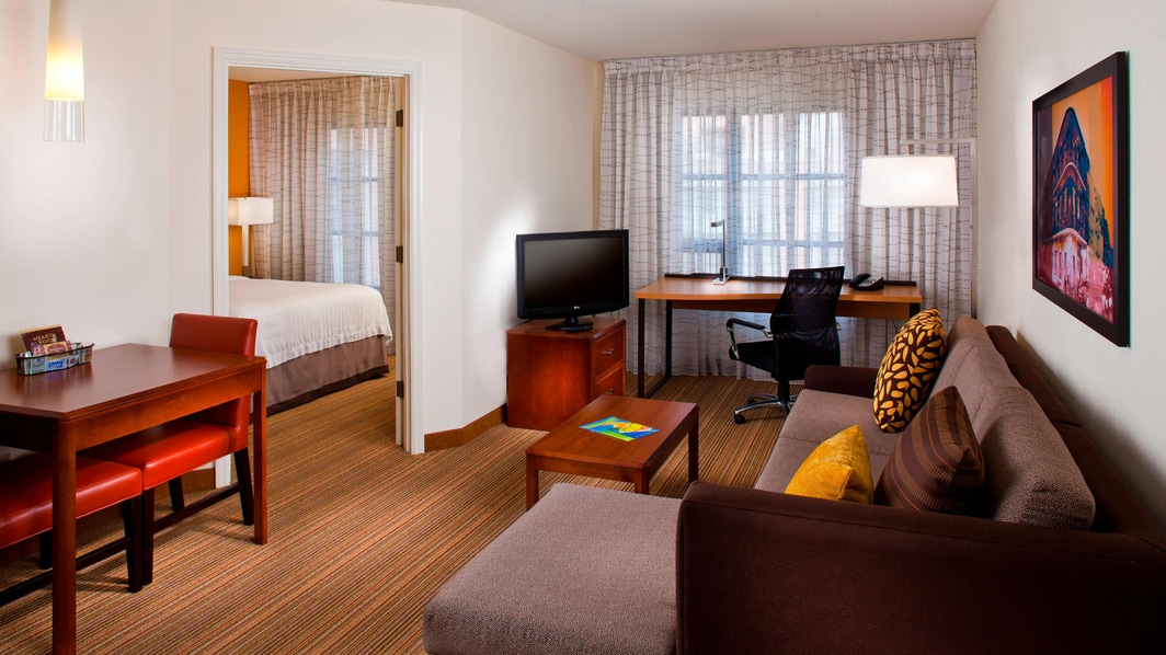 Suite del Residence Inn New Orleans