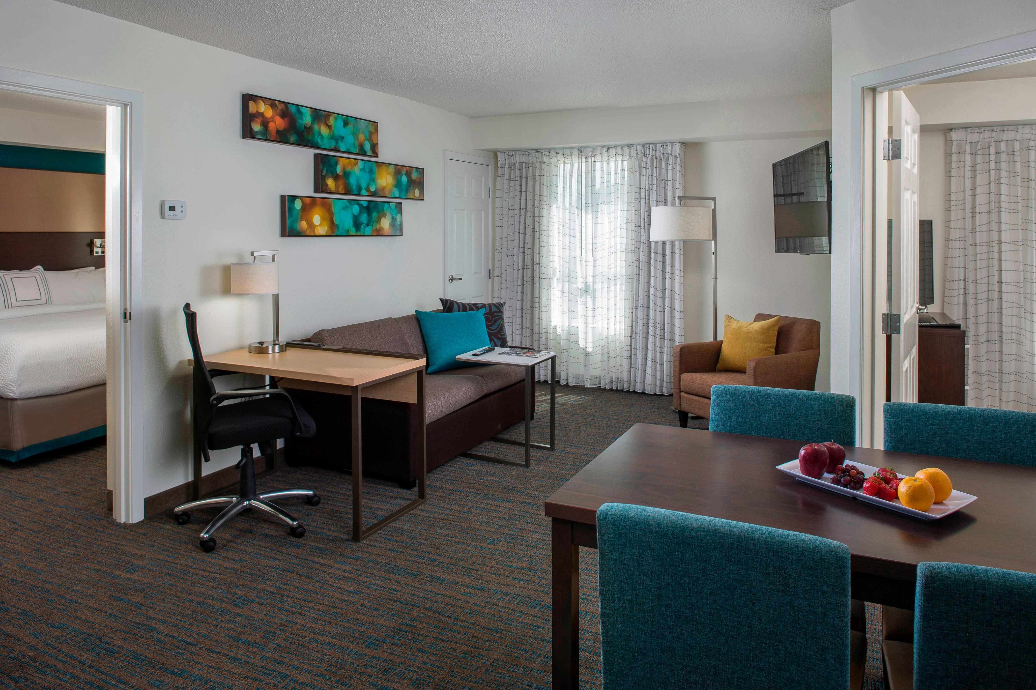 Hotel Rooms In Metairie Louisiana Residence Inn New