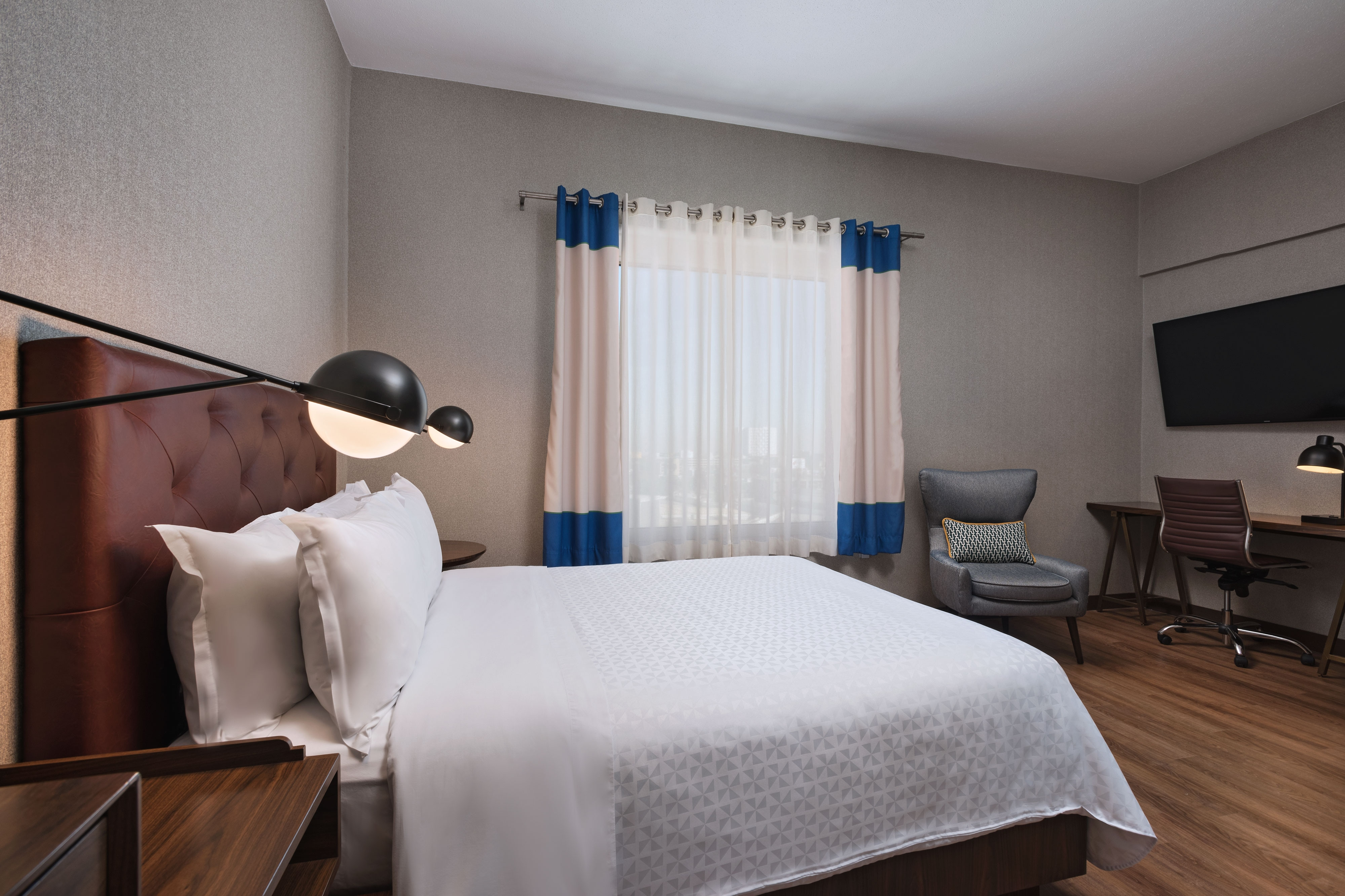 Suite Junior supérieure avec lit queen size