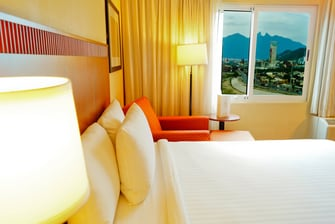 Double/Double Guest Room - View