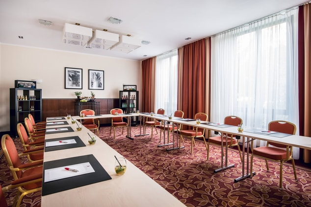 Munich hotel meeting room