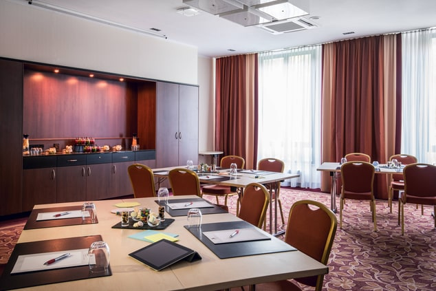 Munich hotel flexible meeting space