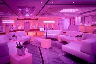 Ballroom Seating Area