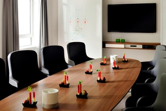 Boardroom Munich Marriott Hotel