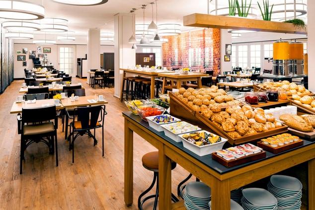 Breakfast Buffet in Munich Hotel