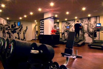 Munich Hotel Fitness Center