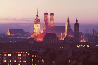 Residence Inn Hotel attractions Munich