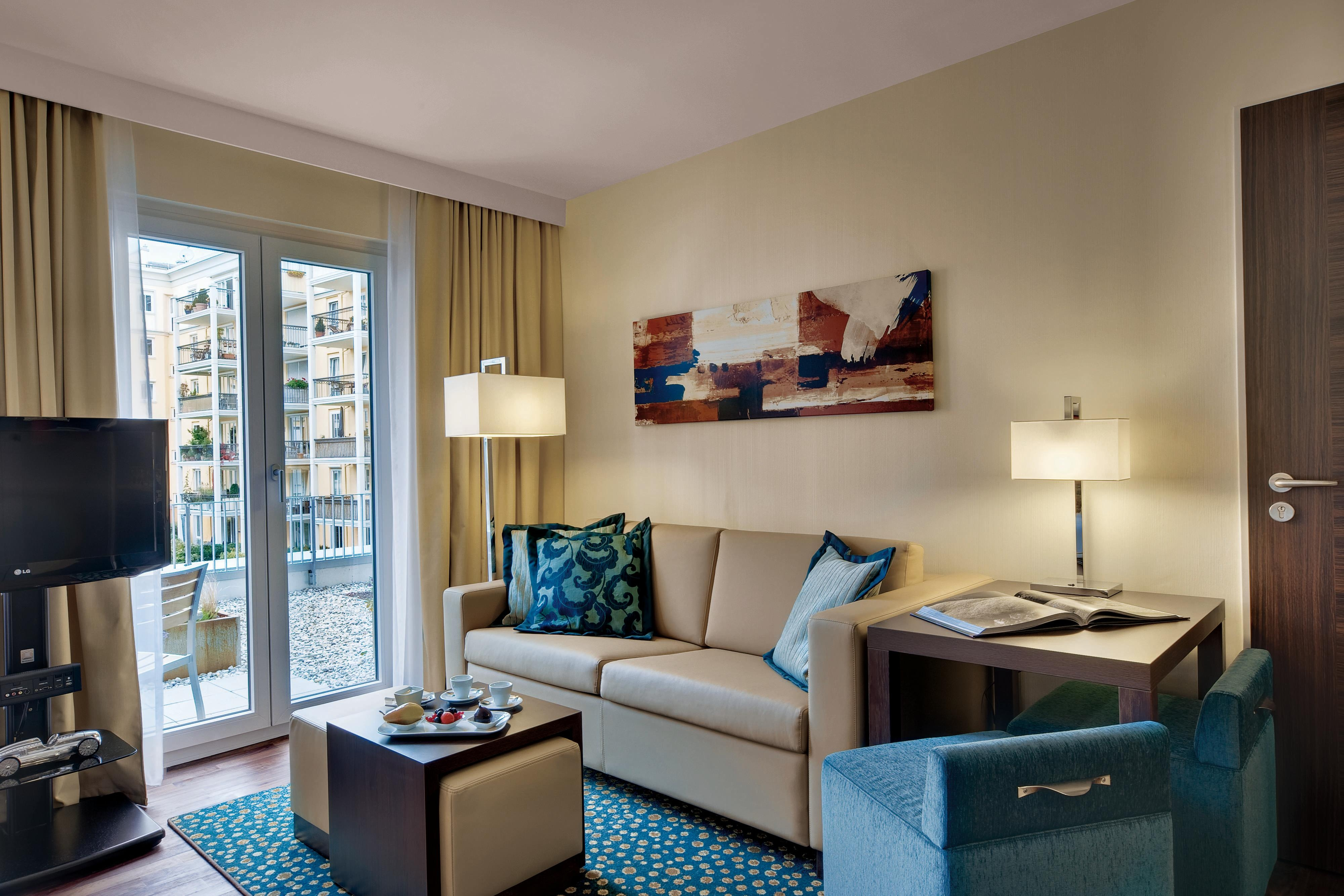 Longstay Apartments Munich Residence Inn