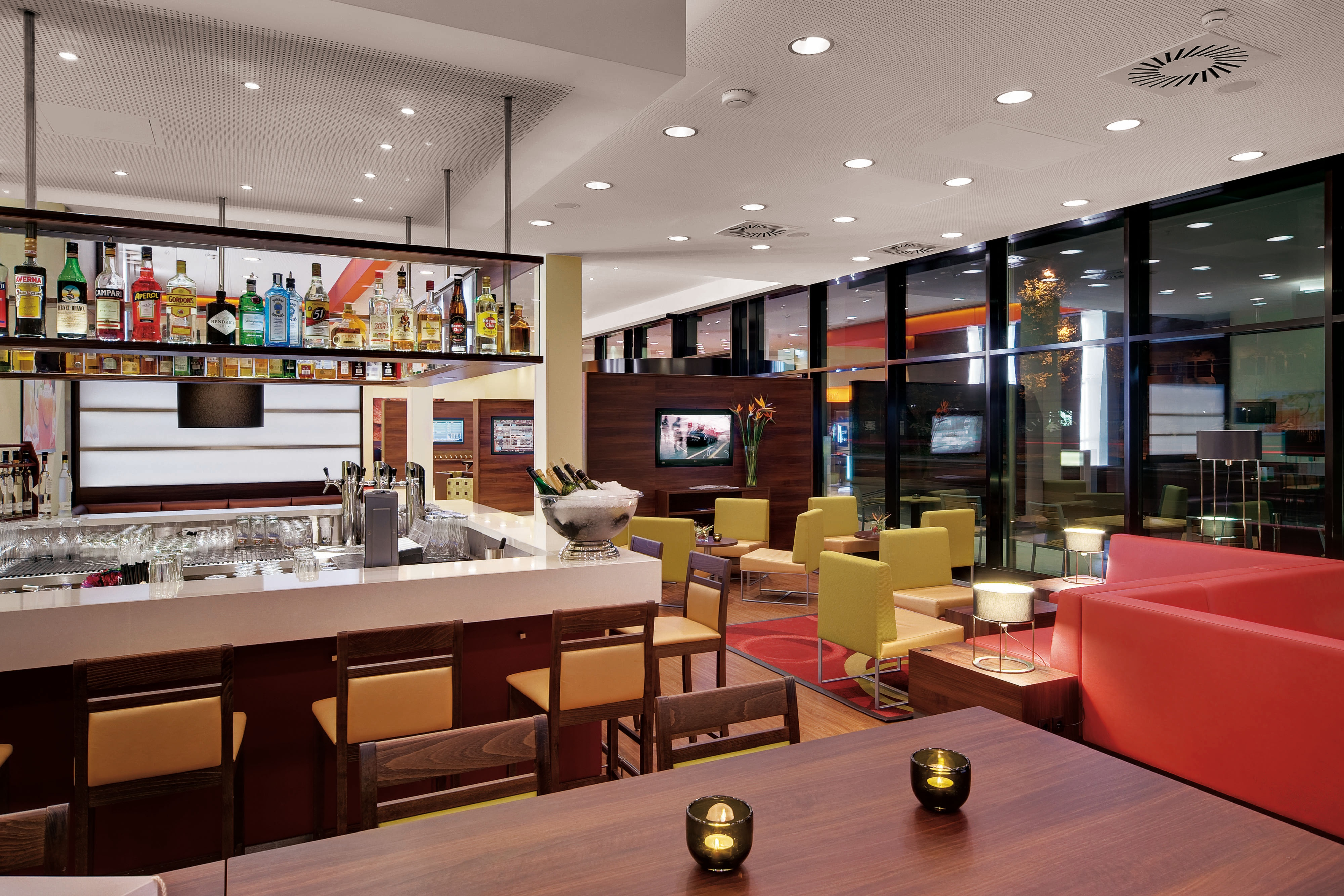 Restaurant Residence Inn Munich East