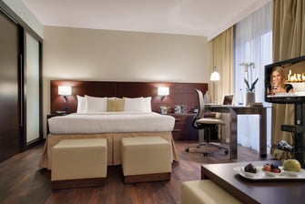 Longstay Apartments Munich Marriott