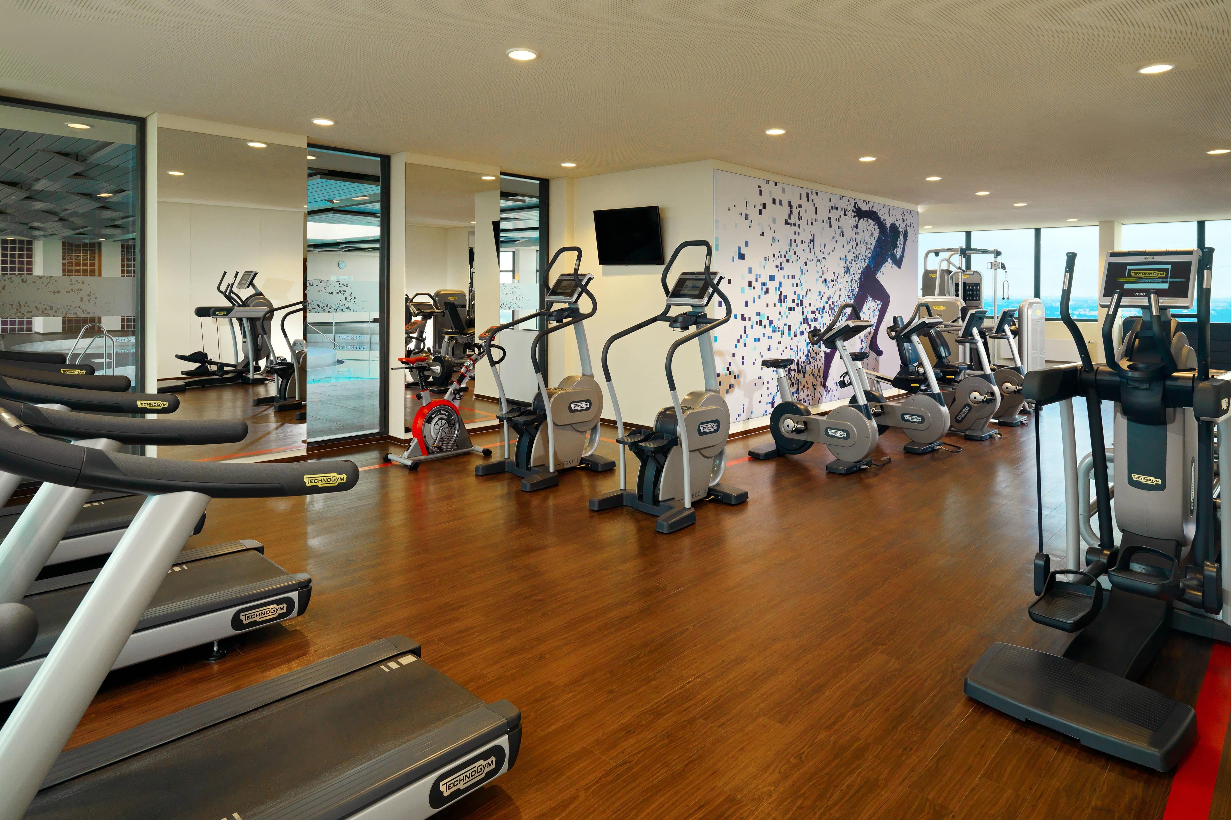 Gimnasio Sheraton Fitness