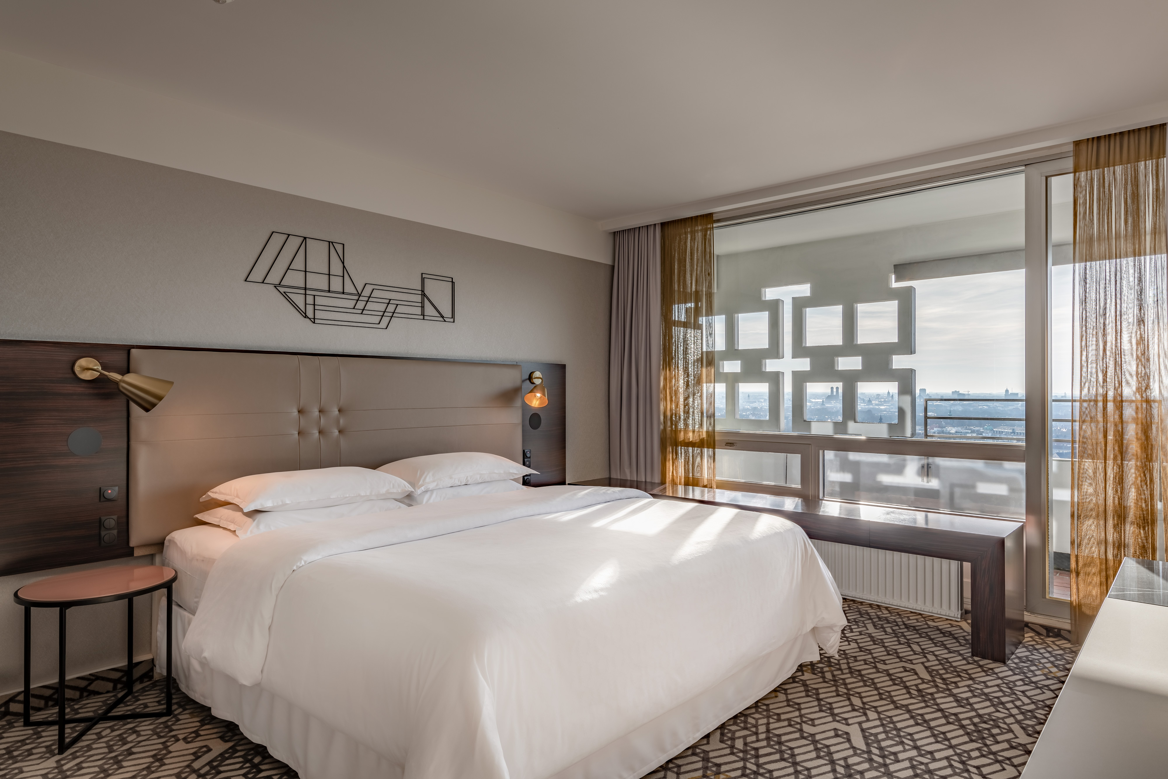 Suite supérieure avec lit king size