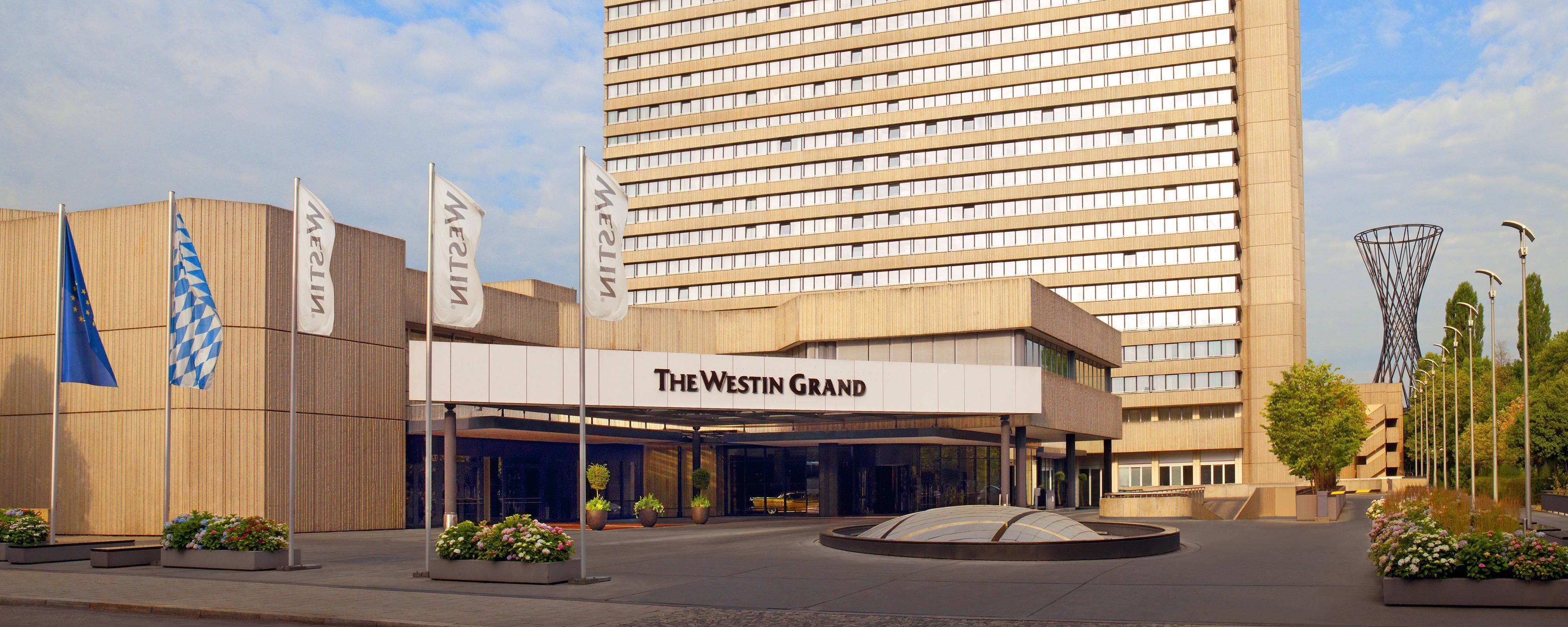 Hotel Munich The Westin Grand Munich