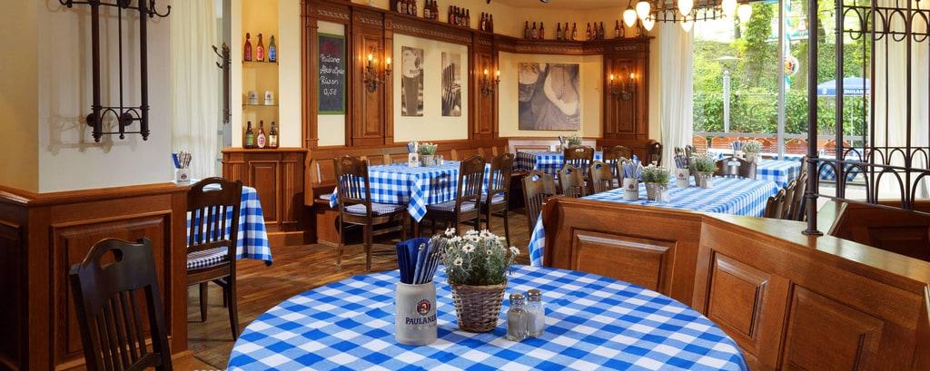 Ресторан Paulaner's Wirtshaus