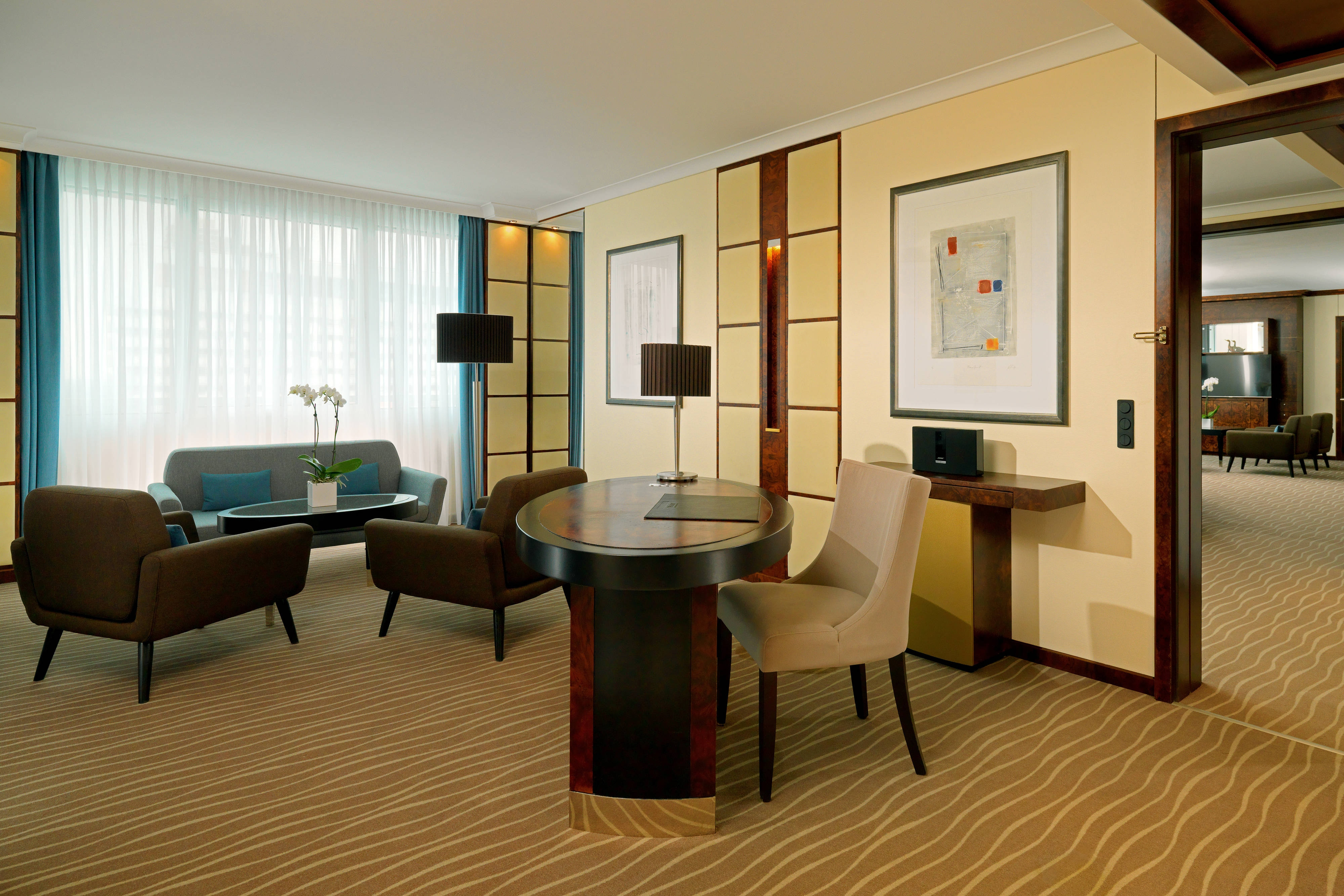 Suite Westin – Salon