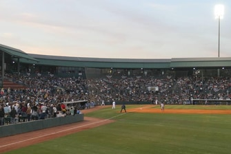 Myrtle Beach Pelicans at TicketReturn.com Field