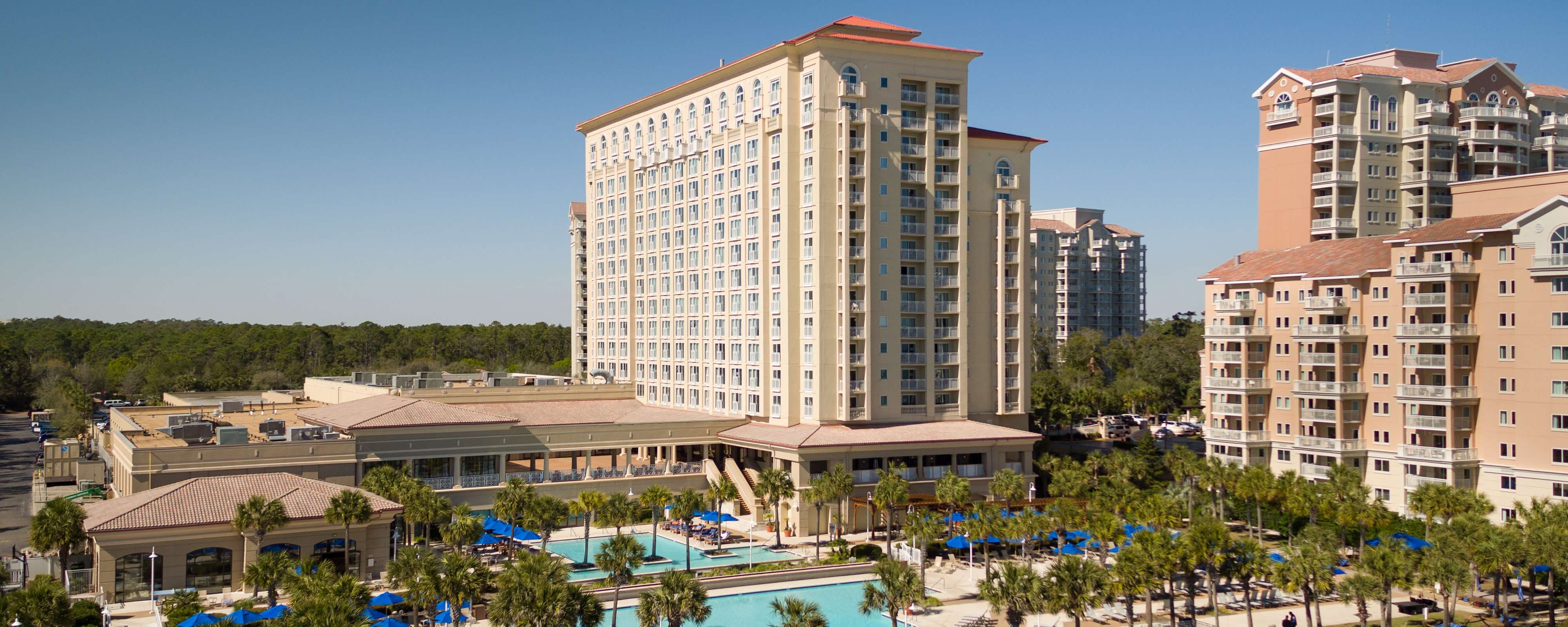 Marriott Myrtle Beach Resort Spa At