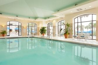 Myrtle Beach hotels indoor pool
