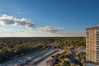 Myrtle Beach hotel view