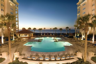 Myrtle Beach Oceanfront Outdoor Pool
