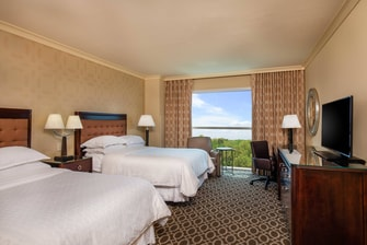 Guest Room - City View