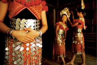 Traditional Iban Custom of Sarawak