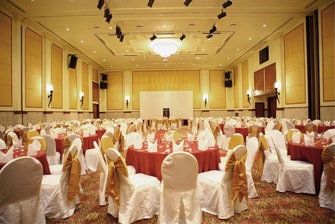 Sarawak Grand Ballroom of Miri Marriott