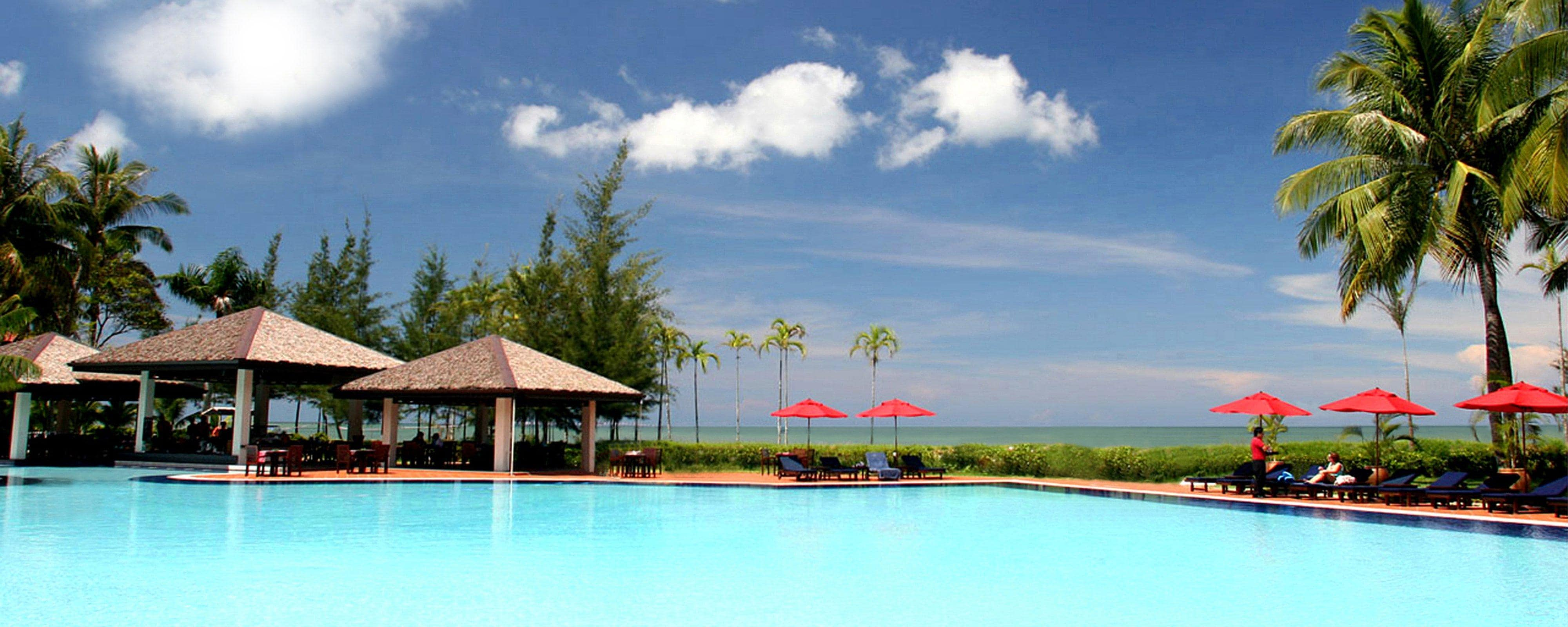 Miri Marriott Outdoor Swimming Pool