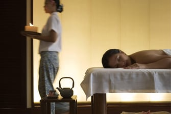 Miri Marriott Spa Treatment