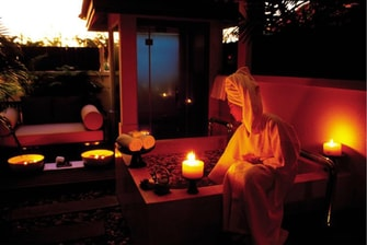 Mandara Spa Relaxation Space