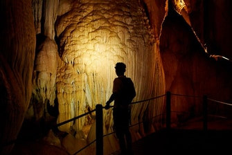 Wind Cave - Limestone Formation
