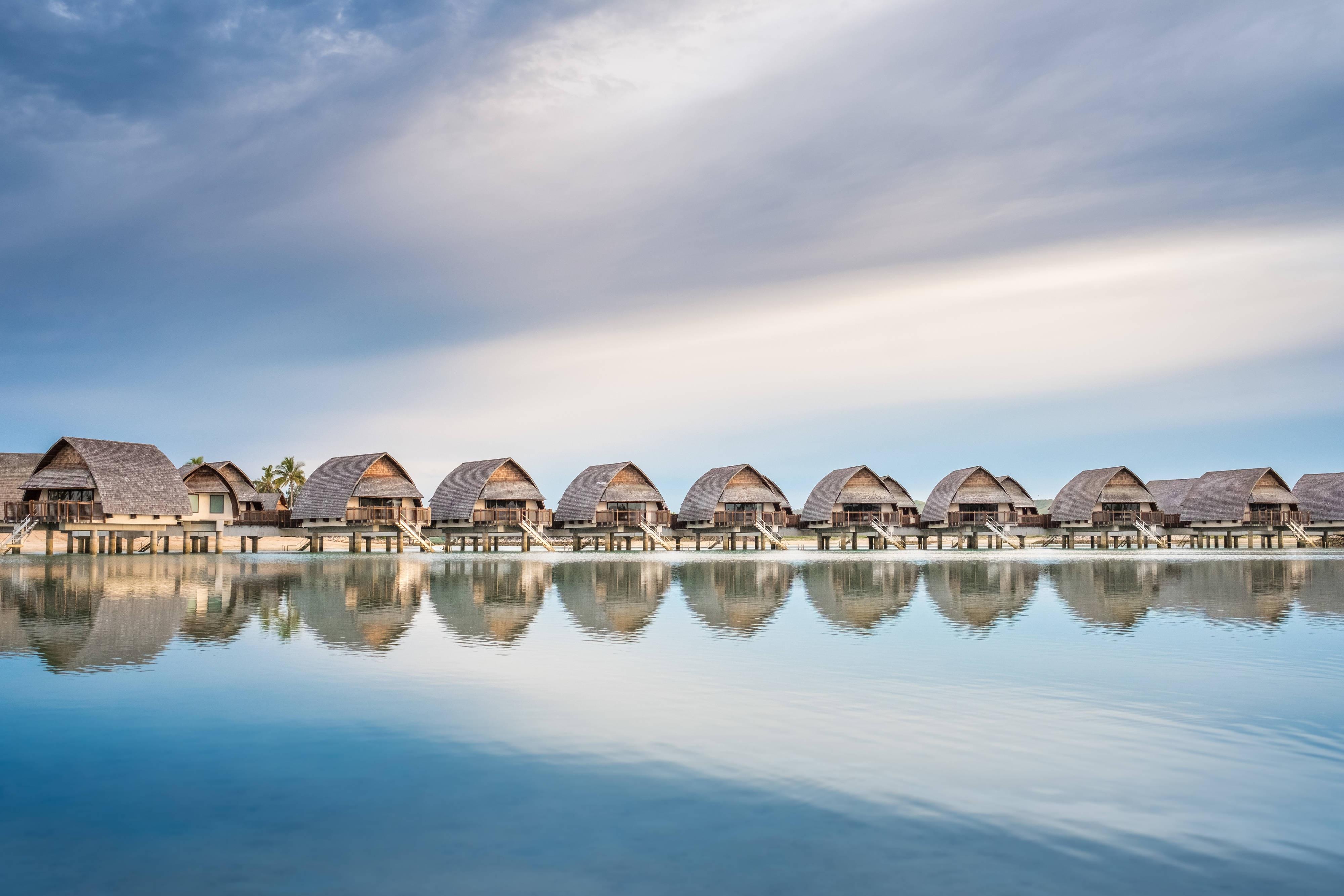 Over-Water Lagoon Bure Villas