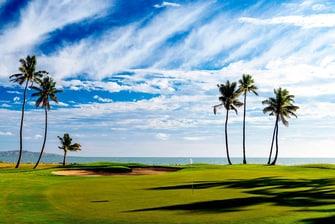 Denarau Golf & Racquet Club - 15th Tee