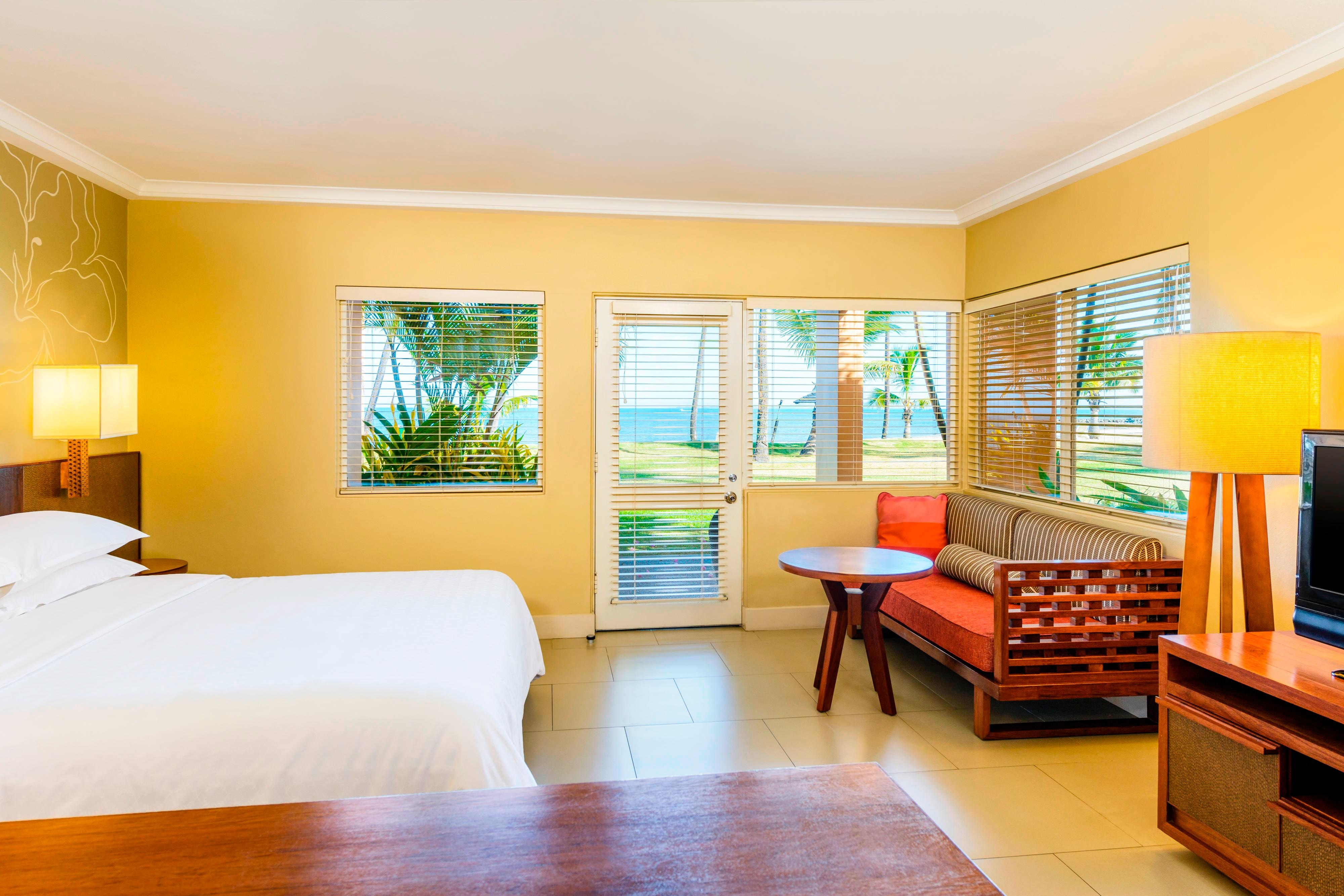 Ocean Front Guest Room - Ground Floor