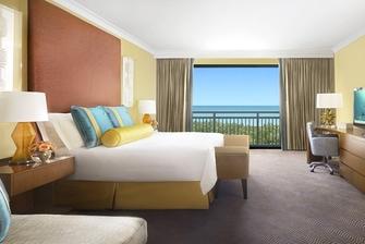Grand Suite – Bedroom