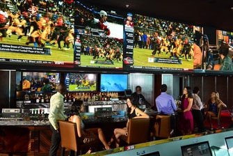 Atlantis Race & Sports Book
