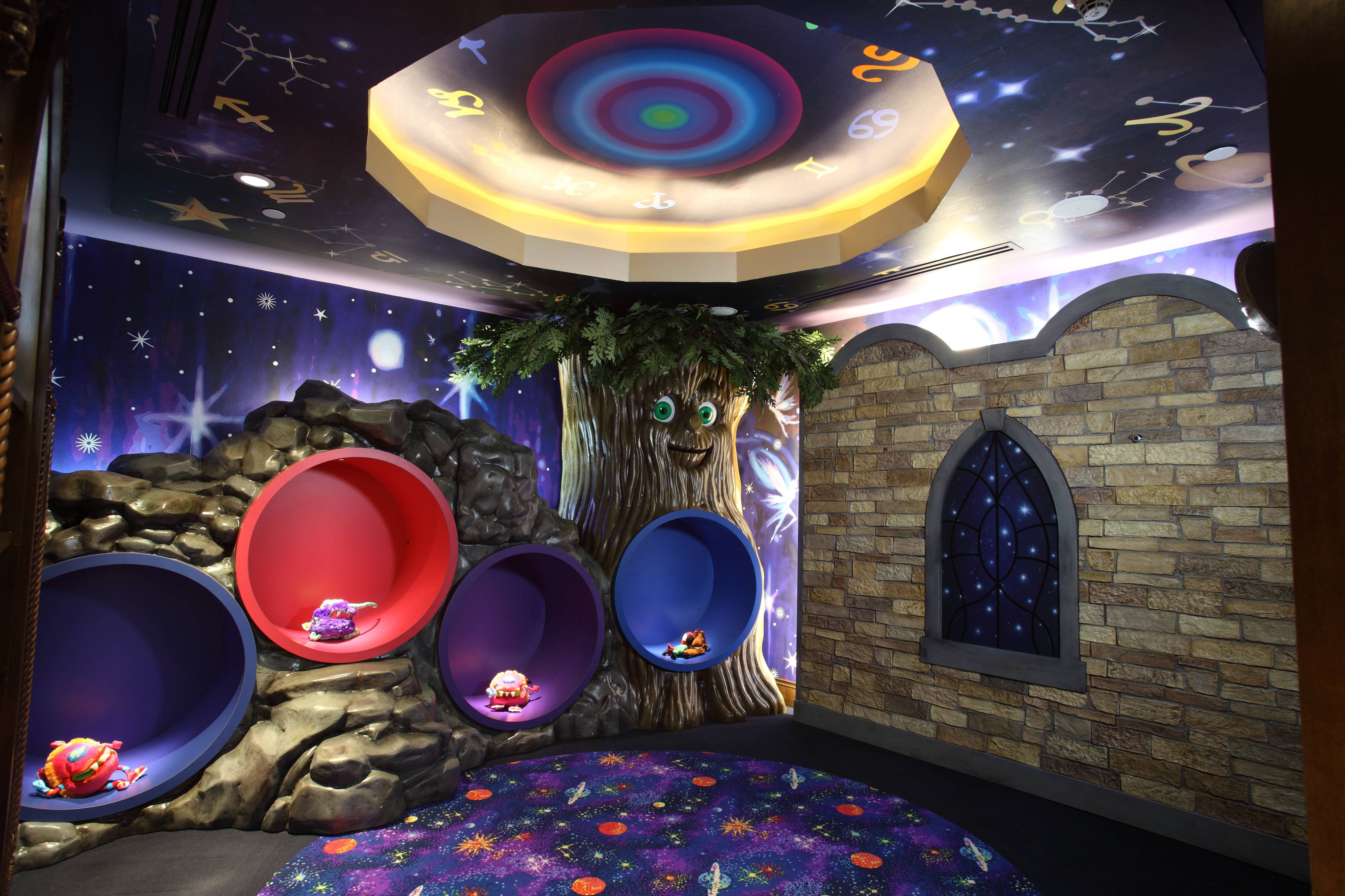 Atlantis Kids Adventures - Wizardology Room
