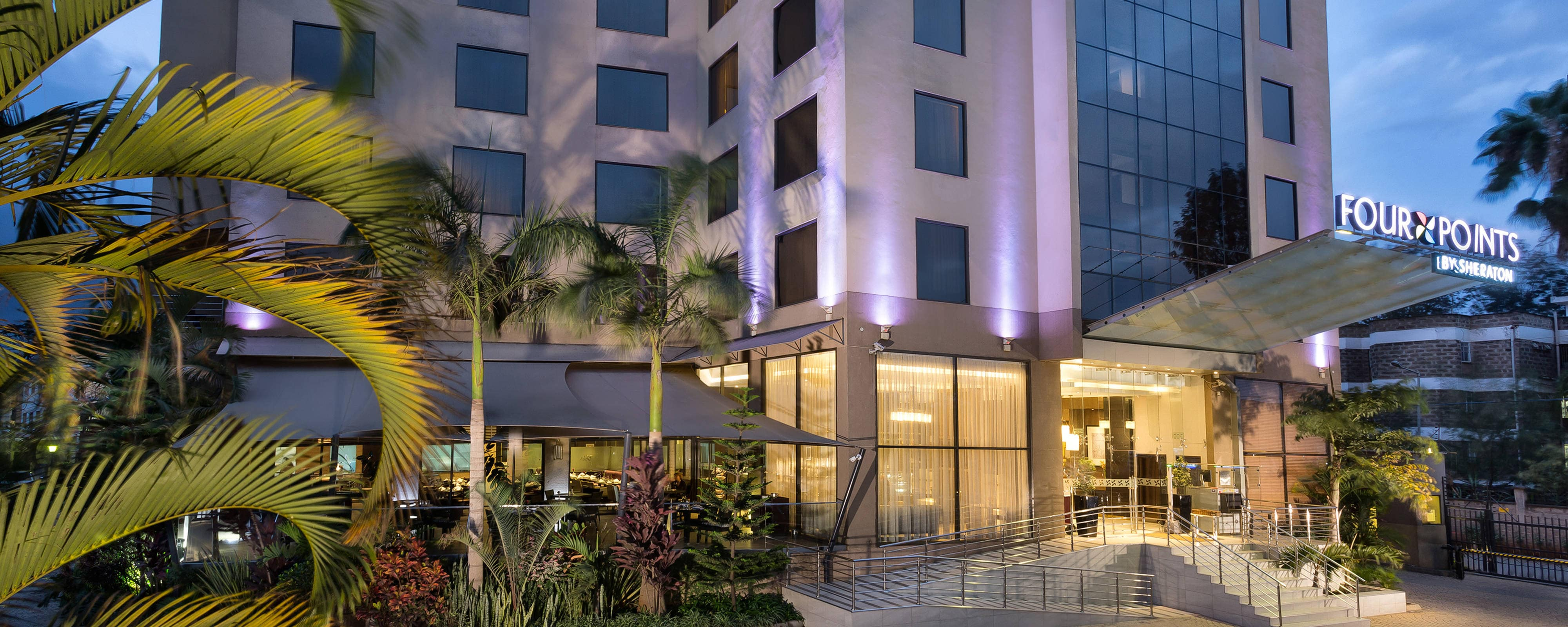 How to Get to Four Points by Sheraton Nairobi Hurlingham