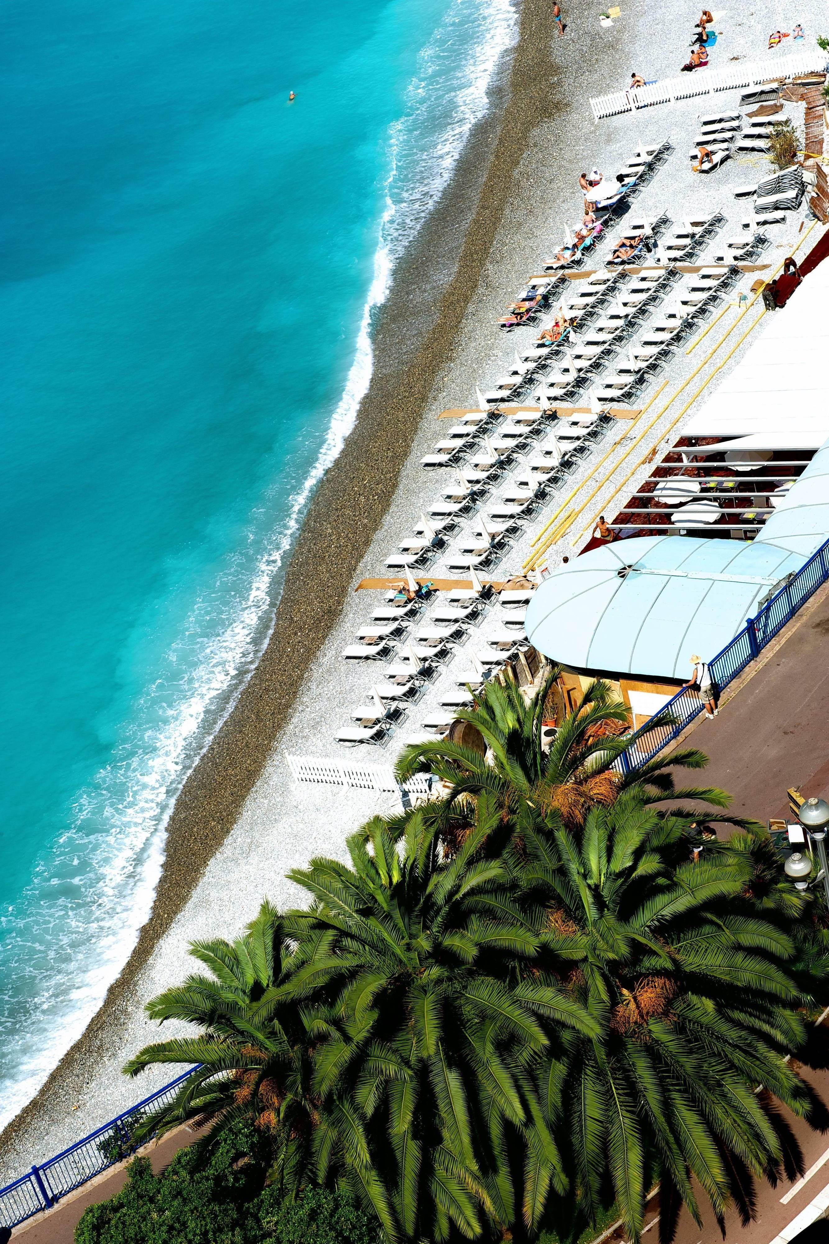 Hotels on Promenade des Anglais