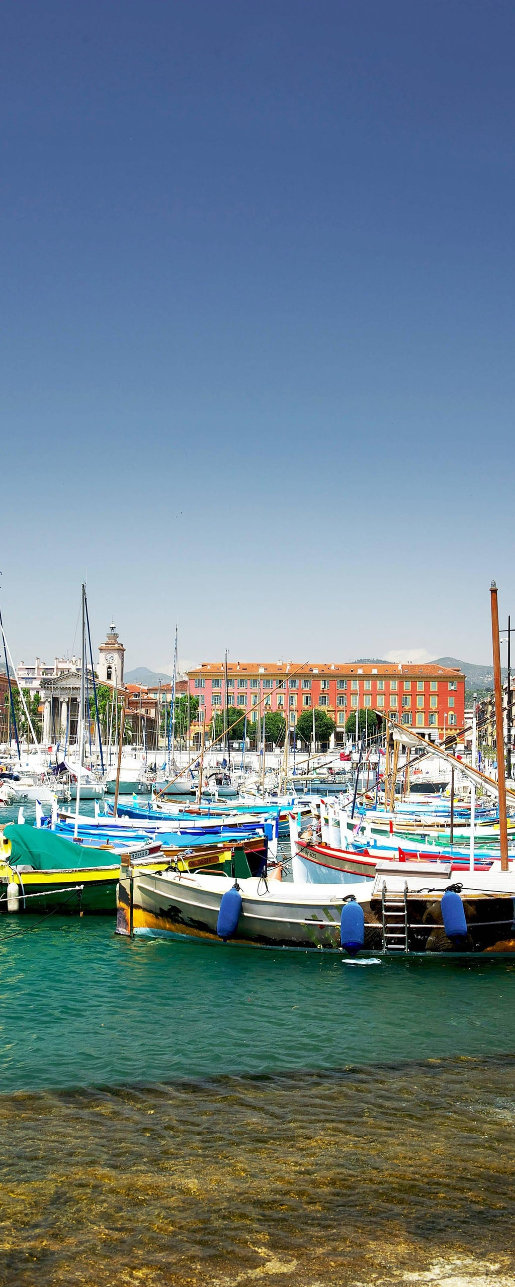Nizza Hafen, Hafen in Nizza