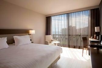 Chambre d'hôtel luxueuse à Nice
