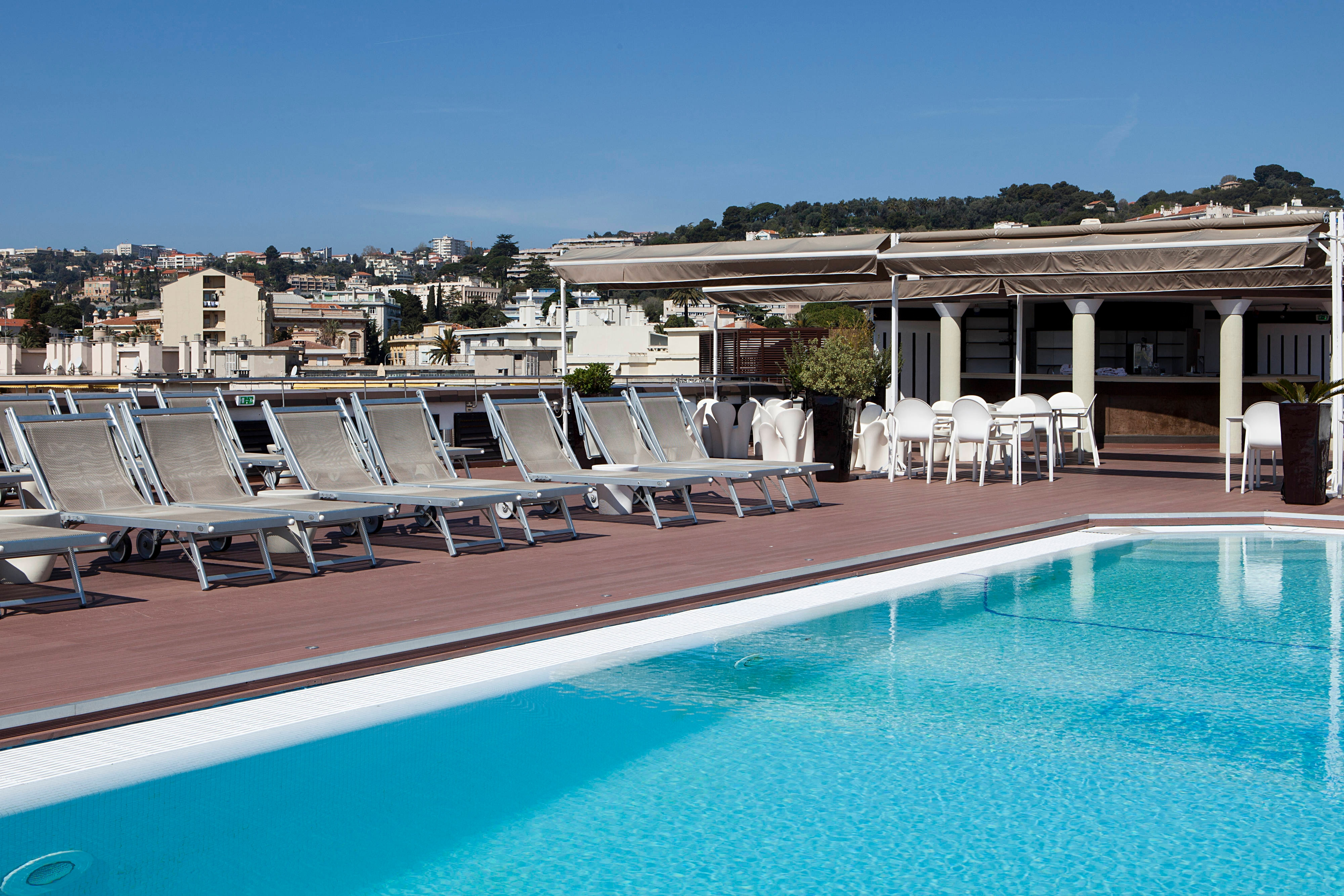 Hotel in Nice with Pool