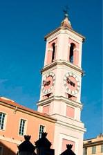 Église du Vieux-Nice, France