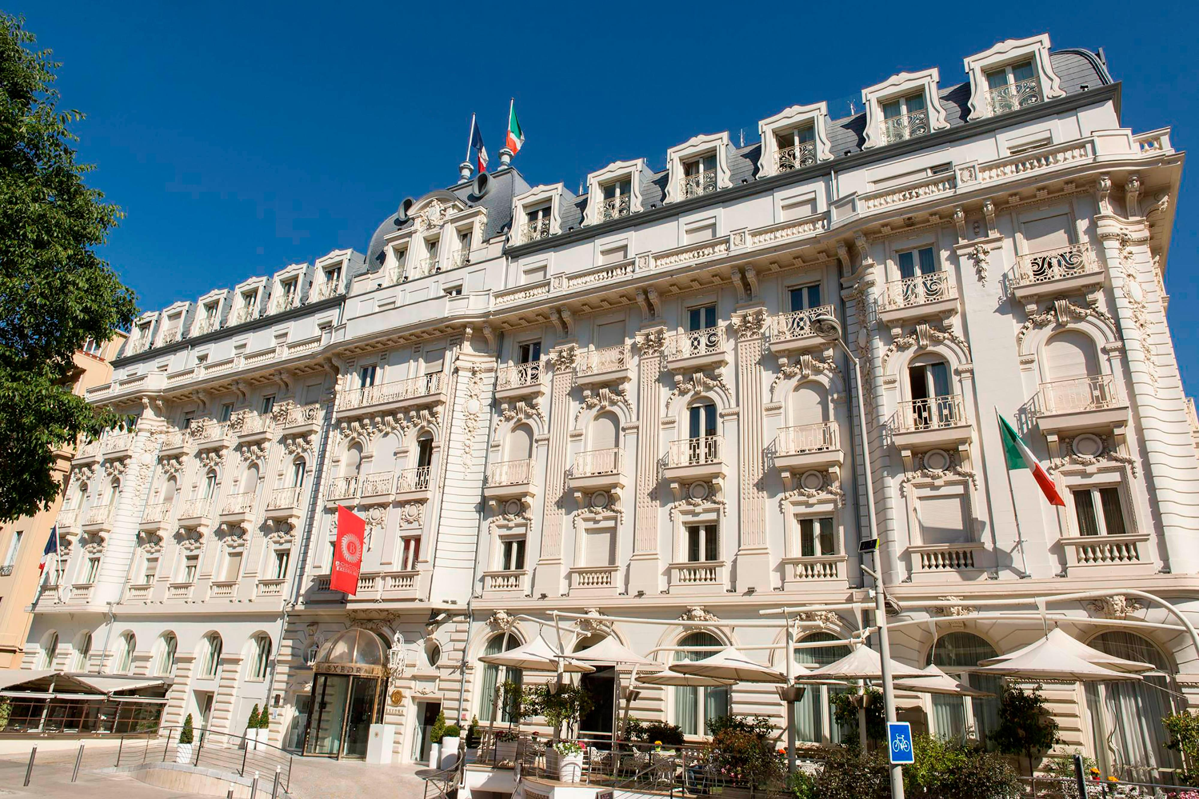 Boutique hotel in Nice France