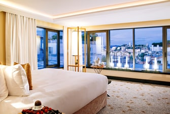 Top Of Five - Dormitorio y vistas