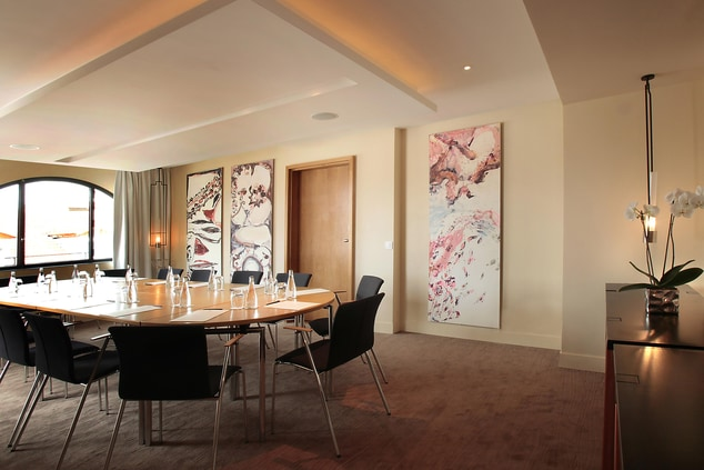 Jacques Cartier Meeting Rooms