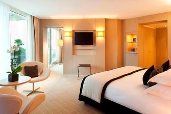 Suite d'hôtel de luxe à Cannes
