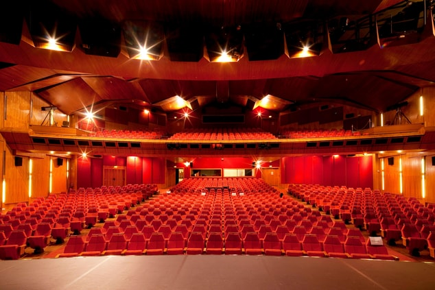 Cannes hotel theater